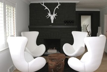 INTERIORS grey / This is the pinterest board that I used for my initial inspiration for my recent project - to design 8 luxury apartments. / by Zoe Brewer