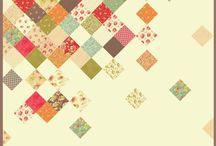 Patchwork Quilts / Some of our favourite patchwork quilt designs.