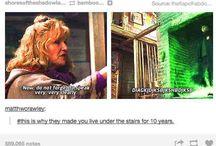 Harry Potter / by Natalie Fontana