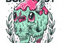 Illustration / A collection of illustrations by artists who WOW x WOW want you all to know more about.