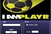 I am playr Coupon Codes 2017: Save Promo Code / Play I AM PLAYR has become part of football team with more then four million players around the world, it allows you to become a superstar soccer striker, just like a professional footballer, you can also earn money by playing and scoring for River Park FC.