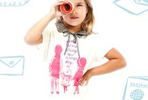 Lately Lily Tees:: Letters From a Traveling Girl / by Lately Lily
