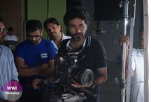 WWI Workshop on Cinematography with Mannu Anand / #WWIWorkshop on #cinematography with one of the most sought-after and award-winning cinematographer in the film industry today, Mannu Anand was recently conducted at our campus.   Credited for amazing and relevant visuals in the film Dum Laga Ke Haisha, Mannu Anand helped #WWIStudents understand the technical and creative nuances that an aspiring cinematographer needs to master to stay relevant and be able to deliver professionally as per the demand of the script.
