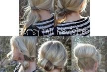 Fun With Hair / by Sherry Bonitz