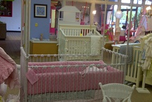 My little girl's room!  Pink and gray  / by Rachael Bailey
