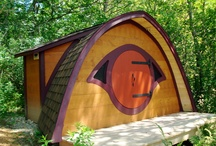 Hobbit Hole Sauna / by Wooden Wonders Hobbit Holes