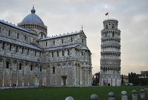 Pisa, Italia / Qué ver y hacer en Pisa, guía turística completa de la ciudad. http://queverenelmundo.com/Italia/Toscana/Pisa/Que-ver.php