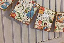 nursery rhyme decorations