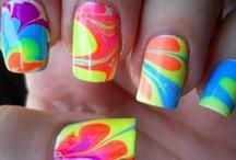 makeup hair nail art