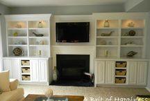 shelves / by Kelly Slowey