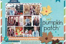 8 Photo layouts