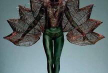 Alien couture