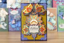 Create and Craft Antique Card Kit / Create and Craft's own brand of stunning cards. Check out more on our website: https://goo.gl/pGNLZj
