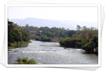 Olympeo Riverside / A residential Township that rolls out lush green carpet & open natural surrounding.Spread over 25 Acres with 80% marked for sports arena, landscaping, amenities & facilities. Its located along riverside of Ulhas river & near foothills of Matheran. Riverside offers elegantly styled Studio 1/2/3 BHK Flats with world class township. Spaces have been crafted to ensure optimized space, cross ventilation and natural light.