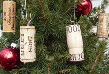 Corks and wine bottles / by Cammie Wilson