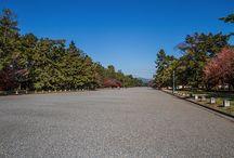 Promenade Kyoto / Un petit tour dans le parc du palais impérial de Kyoto ? . http://voyageakyoto.fr/parc-du-palais-imperial-de-kyoto/  #Kyoto #Japon