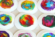 Preschool-Rainbows, St. Patrick's Day & Leprachauns