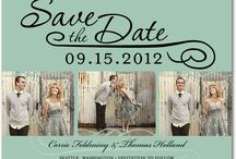 Save the Date Designs