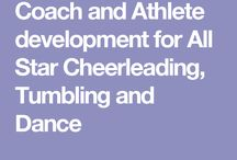 Sharp Performance Consulting / Products and services offered to help cheerleading and dance gyms grow and succeed!