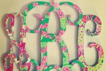"""{Inspiration} DYI and Craft Ideas! / We love fun craft and DYI ideas... You can def """"Lilly-fy"""" a lot of these ideas!"""