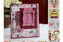 Pop it Ups Cardmaking eBooks / *FREE* eBooks by Karen Burniston and her Designer Challenge Team