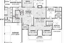House plans / by Tabitha Washburn