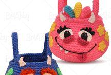 Crochet Bag and Basket Patterns