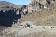Cueva de las Manos, Santa Cruz / Fotos de la Cueva de las Manos http://ow.ly/fHZiK. Provincia de Santa Cruz, Patagonia, Argentina