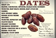ALL ABOUT DATES and other fruits