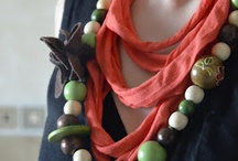 BIJOUX colliers / Des colliers, des bracelets et bien plus encore . Tout ce que j'aime . / by BIBI LA BRICOLE