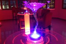 LED Crystal Hight Tables / 0