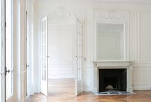 French Doors / The beauty and simplicity of French Doors.  They just seem to be able to fit into any decor.