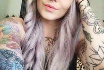Sexy, cute, cool girl