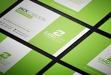 Business Cards / Beautiful business card designs.