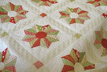 Red, White & Green Quilts  / A collection of our favorite red and green quilts we drag out for the holidays @ Hollyhill Quilt Shoppe & Mercantile.  / by Hollyhill Quilt Shoppe & Mercantile