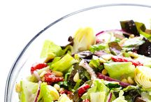 Salad & salad dressings