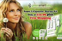 GreenSmartLiving Coupon Codes / GreenSmartLiving.com is the biggest United States based company which provides the top brand of electronic cigarette. The electronic cigarette helps you tobacco from your body with good flavored E-Cigs along with starter kits, durable power sources, refillable cartridges as well as all-inclusive repairable accessories. We have workable GreenSmartLiving coupons, promo codes and deals.