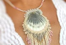 shell jewelery