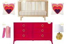 N U R S E R Y  / Baby Nursery Inspiration