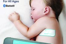 Baby Tech / ブログ (https://babyful.jp) で紹介している健康関連のベビーテックアイテムをまとめています。それぞれの写真をクリックすると詳細説明記事に飛びます。