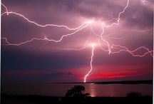 Thunderstorm's An Lighting  / by Brenda Ison
