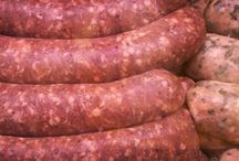FOOD - Homemade Sausages & Cold meats