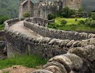 ruined castles of Britain