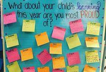 Parent-teacher conference ideas