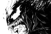 VENOM-Dark Spiderman