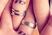 love/wedding Tattoos