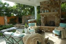 Outdoor Spaces / by Jennifer Scivley