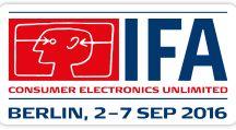 Inspiration @ IFA / LEDVANCE wird 2016 das erste Mal auf der IFA in Berlin vertreten sein und die interessantesten Neuheiten im Bereich Smart Home zeigen sowie die wunderschönen Vintage-Lampen der Edition 1906 vorstellen. Hier seht ihr usneren Stand und was in der IFA-Woche so alles passiert.
