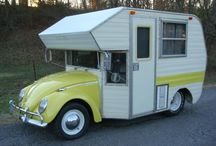 campers, travel trailers....from the past