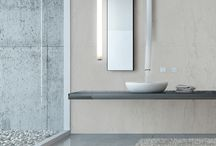 Bathroom / EGOLUCE independent manufacturer of high quality lighting fixtures. Custom made. Made in Italy